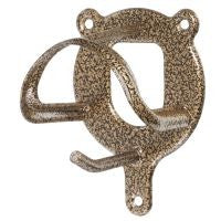Hammered Finish Bridle Bracket