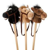 Giftware-Horse on Stick with sound