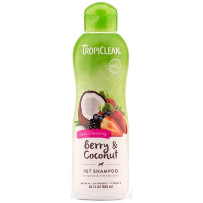 Tropiclean Shampoo & Conditioner 20 oz