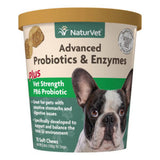 Naturvet Advanced Probiotics & Enzymes Soft Chews