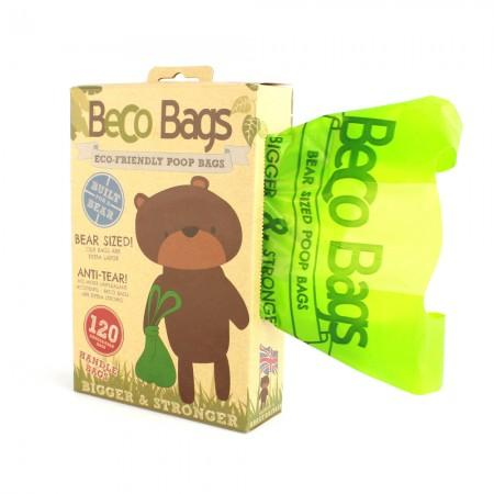 Beco Bags Handles Degradable Poop Bags