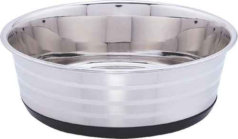 Stainless Steel Heavy Dog Bowl