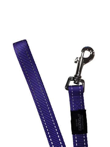 Dog Leash W/ Reflective Stripe