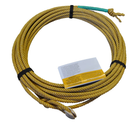 "4-Strand Gold Weighted 3/8"" 40'"