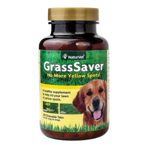Naturvet Grass Saver Chewable Tabs 500 count