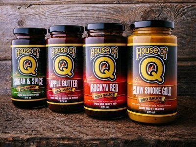 House Of Q-Sauces