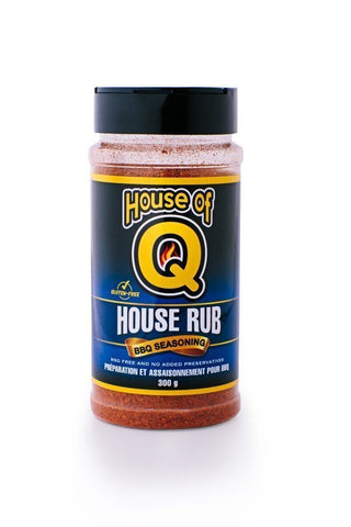 House Of Q-House Rub