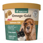 Naturvet Omega-Gold Soft Chews 90 chews