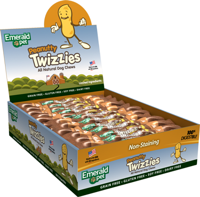 Twizzies Dog Chews-Individual