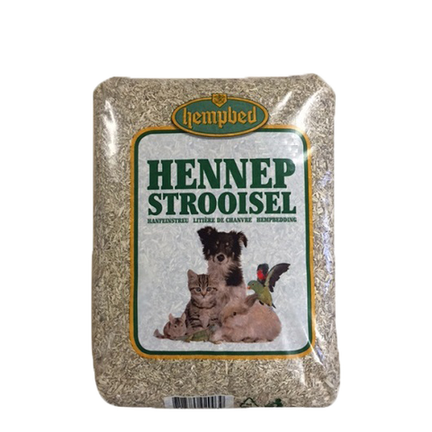 Hennep Strooisel Hemp Bedding