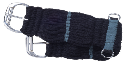 Cotton Rope Girth W/ Roller Buckle