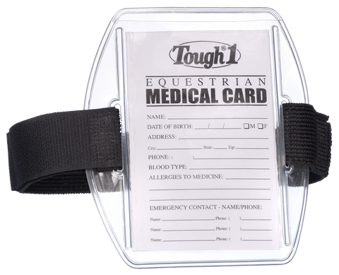Medical Information Arm Band