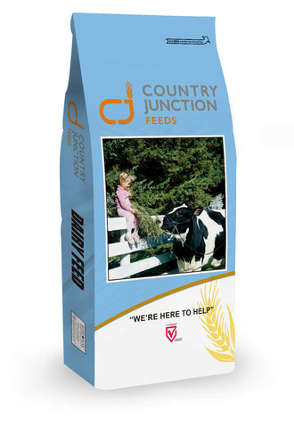 CJ 16% Dairy Cow Ration-20kg