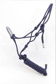 True North-Rope Halter with Beads