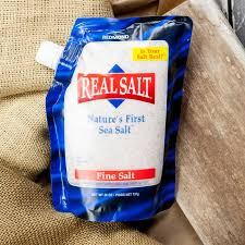 Real Salt-26 oz pouch (737g)