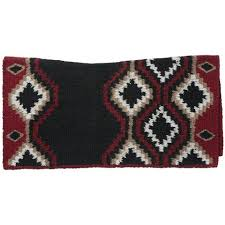 Wool Lakota Saddle Blanker Blanket