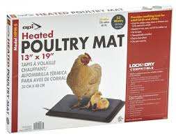 Heated Poultry Mat