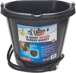 Heated Rubber Bucket 18Q