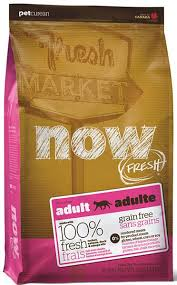 NOW Cat Food-Adult 16 lb