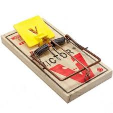 Mouse Trap Victor 2 pack