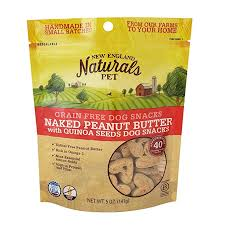 New England Naturals Pet Dog Snacks 5 oz