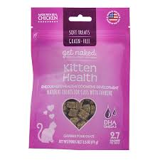 Get Naked Cat Treats 2.5 oz****