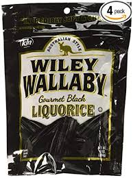 Candy-Wiley Wallaby Licorice