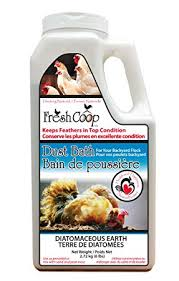 Fresh Coop-Dust Bath