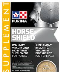 Purina-Horse Shield