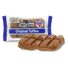 Candy-Walker's English Toffee