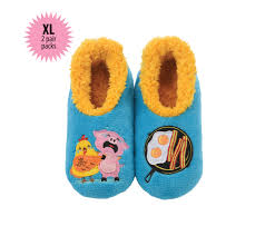Snoozies-Womens Pairable
