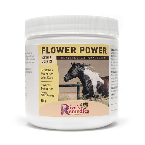 Riva's Remedy-Flower Power, 500g