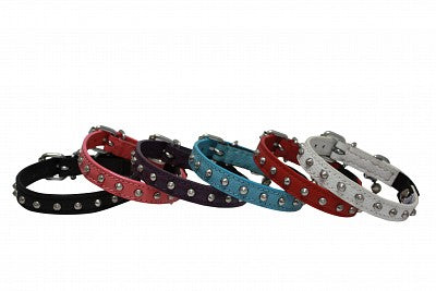 Angel Studded Cat Collar