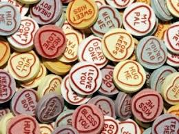 Candy-Love Hearts
