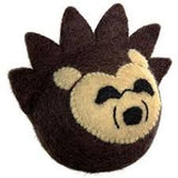 Wonkz Wooly Dog Toy