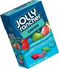 Candy-Jolly Rancher Chews