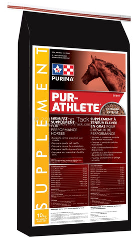 Horse Supplement Purina Pur Athlete 20 KG