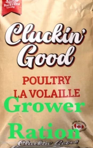 Cluckin' Good Grower Ration