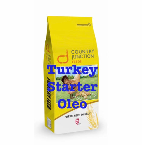 CJ Turkey Starter Oleo