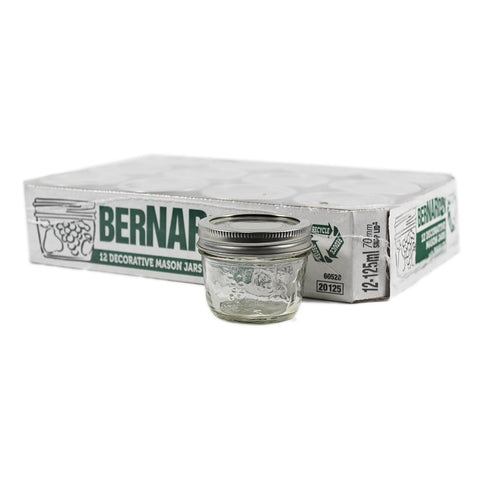 Jars-Bernardin 125 mL