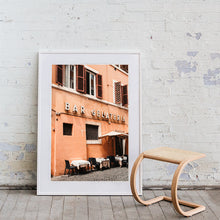 Load image into Gallery viewer, Bar Gelateria Rome Italy