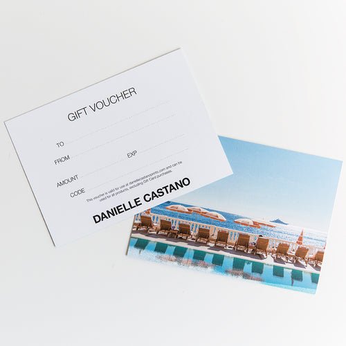 Gift Voucher Digital gift card