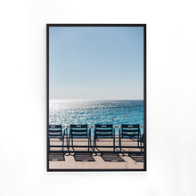Load image into Gallery viewer, Blue Chairs