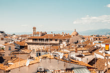 Load image into Gallery viewer, Florence Terracotta rooftops Italy