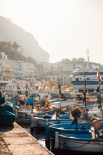 Load image into Gallery viewer, Marina Grande Boats Capri Italy