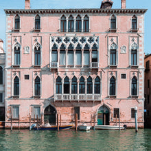 Load image into Gallery viewer, Pink Facade Venice Italy