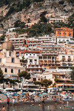 Load image into Gallery viewer, Positano Architecture Amalfi Coast Italy