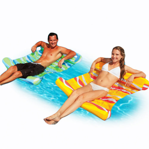 Inflatable Pool Floating Bed