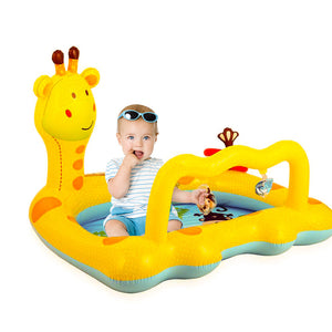 Inflatable Pool Float for Baby Kids