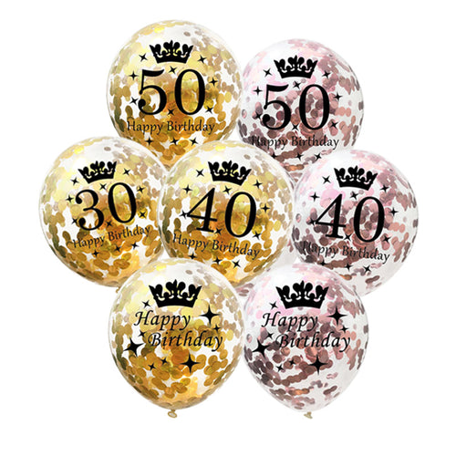 20pcs Birthday Party Balloon Decoration